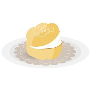ケーキ - シュークリーム