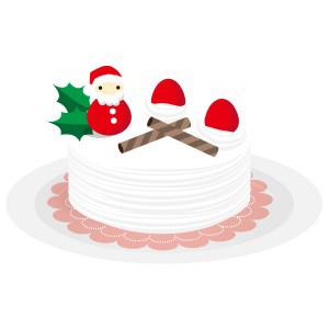 ケーキ - クリスマスケーキ