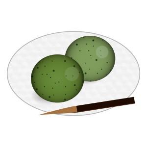 和菓子 - くさもち