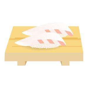 寿司 - 鯛  sushi snapper