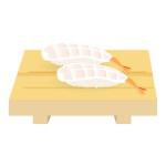 寿司 - エビ sushi shrimp