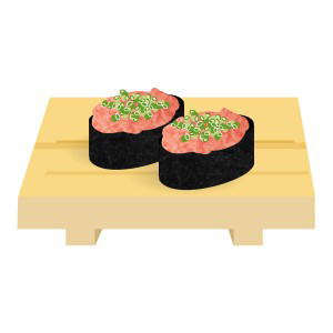 寿司 ネギトロ