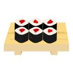 寿司 - 鉄火巻き