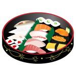 寿司 - 出前寿司