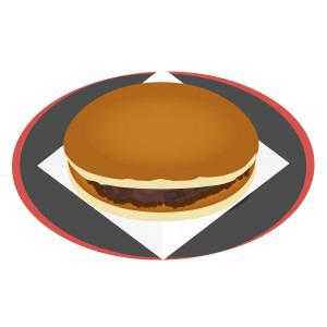 和菓子 - どら焼き