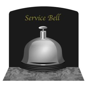 サービスベル(Service bell )