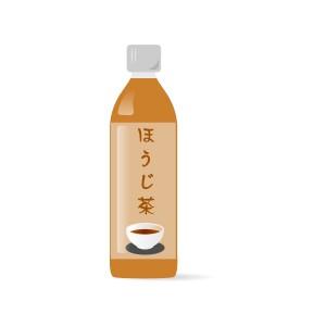 500mlペットボトルのほうじ茶