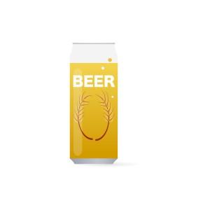 500ml缶ビール