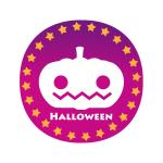Halloween ステッカー