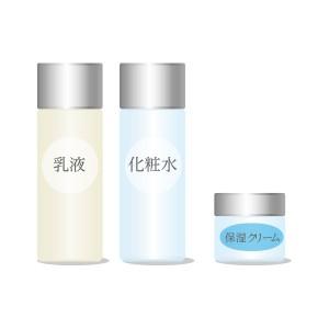 化粧水&乳液&保湿クリーム