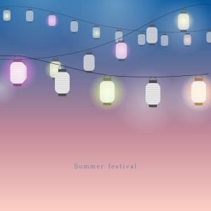 夏祭り(Summer festival)