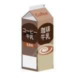 珈琲牛乳(1000ml )