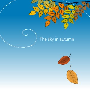 秋の空(The sky in autumn)