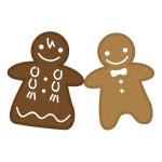 ジンジャークッキー(人形)