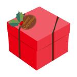 プレゼントボックス(赤)