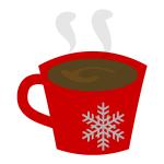 マグカップ(クリスマスバージョン)