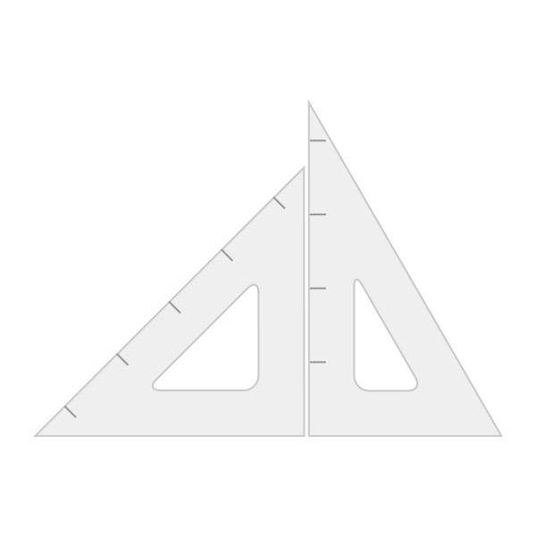 学校三角定規 フリーイラスト素材 趣味で作ったイラストを配るサイト