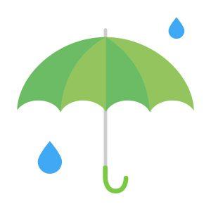 アイコン的な傘