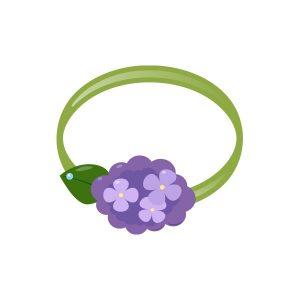 紫陽花の指輪