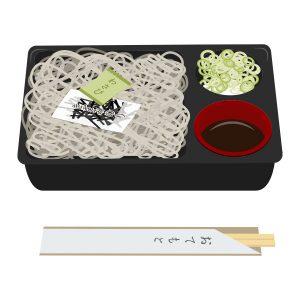 ざる蕎麦(コンビニ仕様)