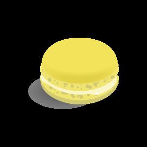 洋菓子 マカロン(レモン)