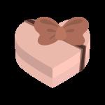 ハートのプレゼントボックス2