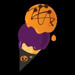 ハロウィン アイスクリーム