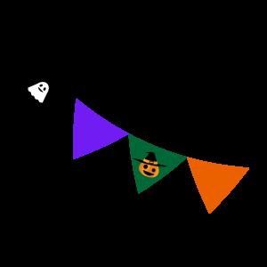 ハロウィン ガーランド01