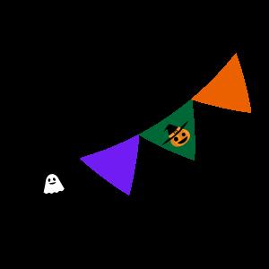 ハロウィン ガーランド02